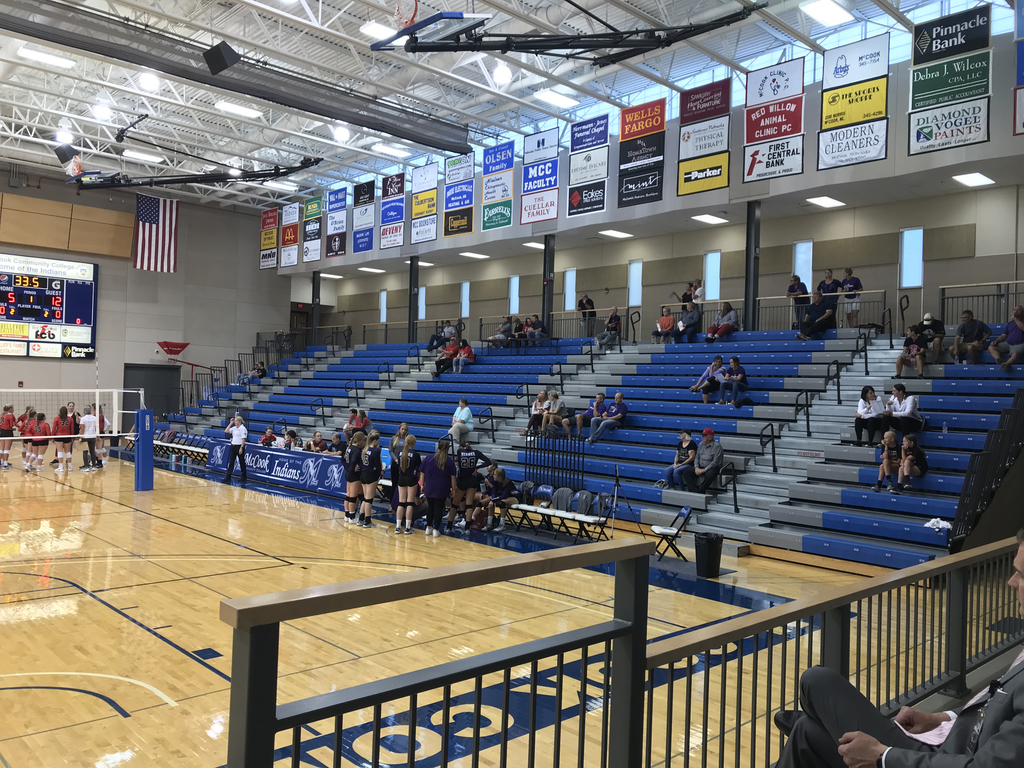 Volleyball triangular at McCook Community College tonight! Go Whippets!