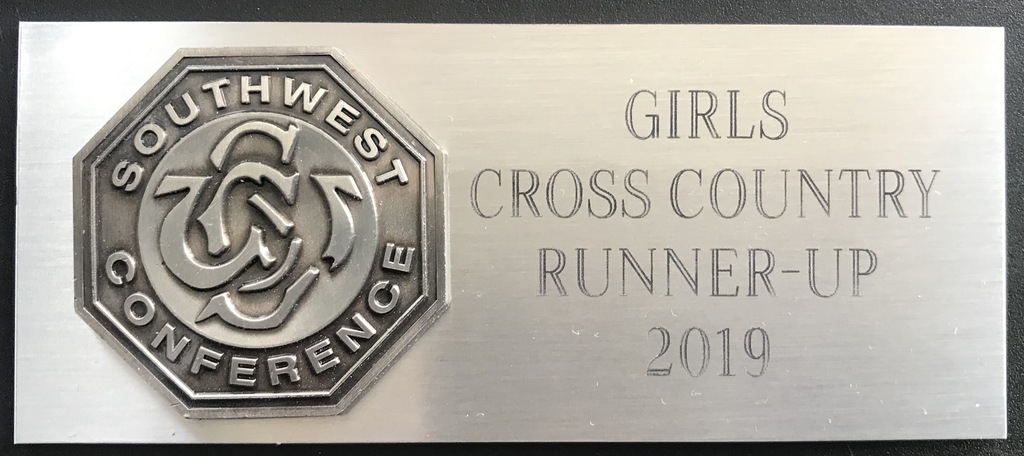 SWC Cross Country - Runner Up