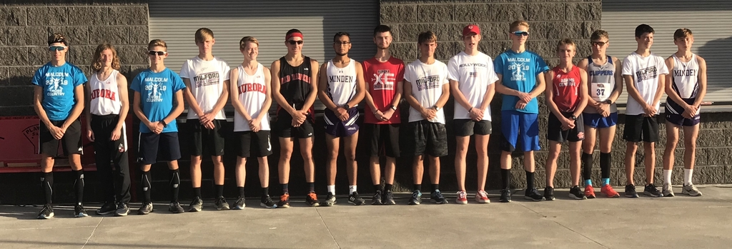 C3 State Cross Country  Meet Qualifiers - Eric Iniguez-Jauregui- 7th, Konner Verbeck - 15th